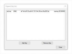 Ssh key failed sourcetree