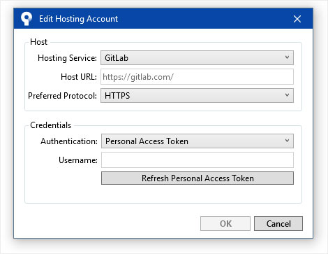 Refresh Personal Access Token
