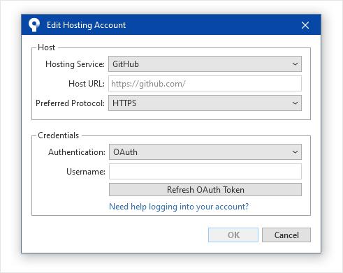 Refresh OAuth Token